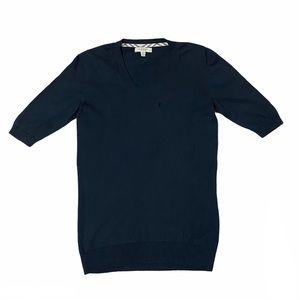 Burberry Short Sleeve Sweater